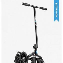Trottinette Micro Pedalflow pliable Noire