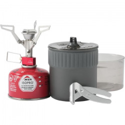 MSR Pocket Rocket 2 Mini Stove Kit Cooking System