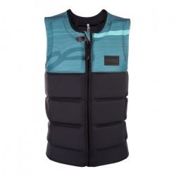 Gilet impact vest wakeboard MYSTIC Marshall front zip 690 Mint S