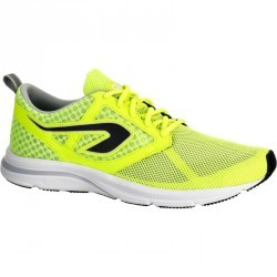 CHAUSSURE COURSE A PIED HOMME ACTIVE BREATHE JAUNE