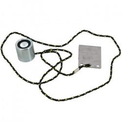 Accessoire pétanque Aimant bizouboule - Obut UNI Argent Métalisé