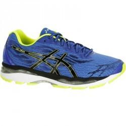 Jaune Chaussures Bleu Test Running Asics Ziruss Gel Homme Avis ED29HI