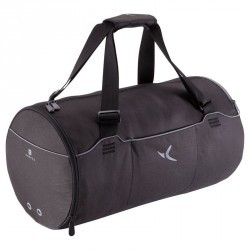 Sac fitness noir tube M
