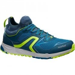 Chaussures marche nordique homme NW500 bleu