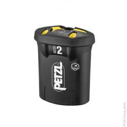 Batterie ACCU 2 DUO Z1 PETZL 6400mAh-Petzl
