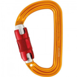 Petzl  SM D Twist-Lock Poussette Jaune - M39A RL