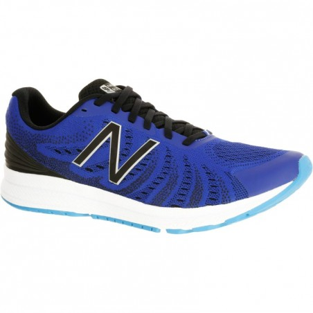 CHAUSSURES COURSE A PIED RUNNING NEW BALANCE RUSH V3 HOMME  BLEU