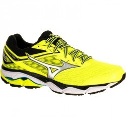 CHAUSSURES COURSE A PIED RUNNING MIZUNO WAVE ULTIMA 9 HOMME BLEU