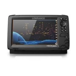 LOWRANCE Hook Reveal 9- Combiné GPS sondeur - Sonde HDI 50/200