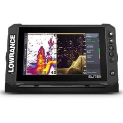 LOWRANCE Elite FS 9- Combiné GPS sondeur sans sonde