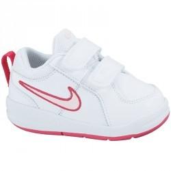 Chaussures gym bébé roses