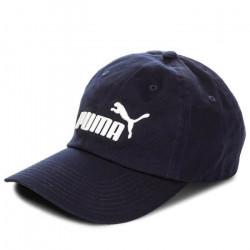 Casquette Brodée Bleue Marine Homme Puma
