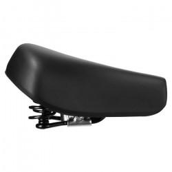Selle vélo - selle vélo adulte mixte - modèle holland - dimensions 247mmx219mm - couleur noir