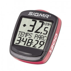 SIGMA Compteur Sigma BC1200 12 Fonctions Filaire