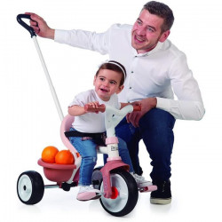 Véhicule pour enfant Smoby 740332 Tricycle Be Move Rose