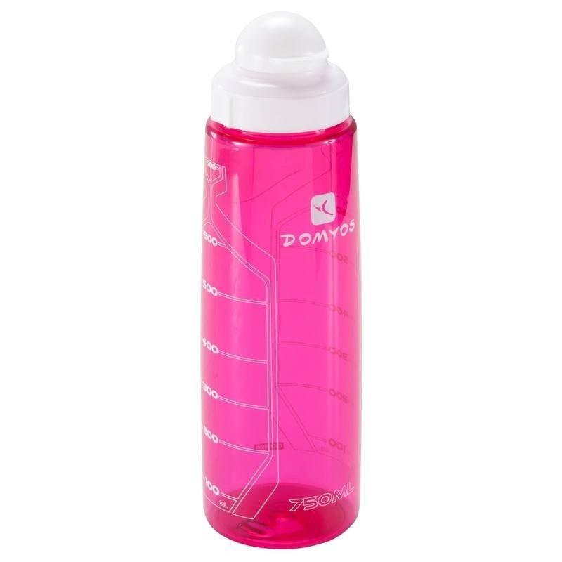 Bidon 750 ml rose
