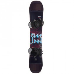 Snowboard all mountain et freestyle, homme et femme, Endzone 500 Park & Ride
