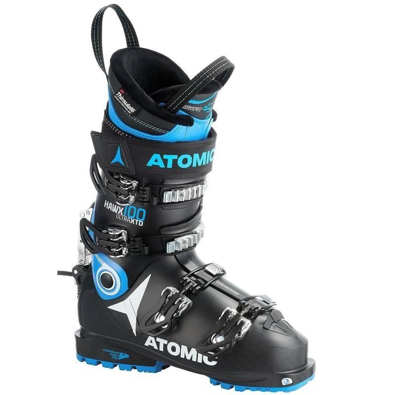 avis et test sur chaussures de ski ski freeride ski de randonnee homme hawx xtd 100 bleus atomic. Black Bedroom Furniture Sets. Home Design Ideas