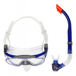 Lunettes de natation Packs Speedo Glide Mask Snorkel Set