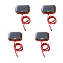 4 modules de remplacement multisport pro nouveau Sport-Elec Electrostimulation
