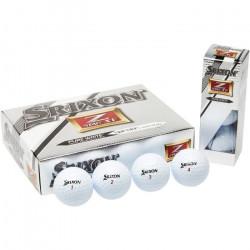 Srixon Z-StarXV - Standard Balles de Golf (Composite) Couleur: Blanc
