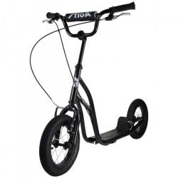STIGA Trottinette Air scooter 12'' - Noir