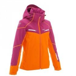 Veste ski femme Slide 700 violet orange