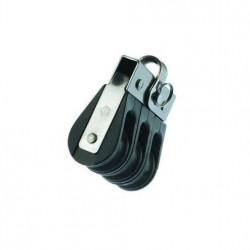 Poulie triple anneau Modele 25mm