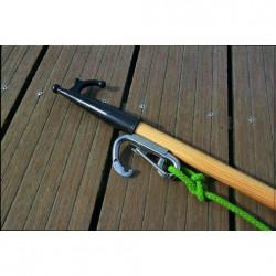 Crochet de mouillage simple Modele 170mm
