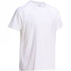 T-Shirt regular Gym & Pilates homme blanc