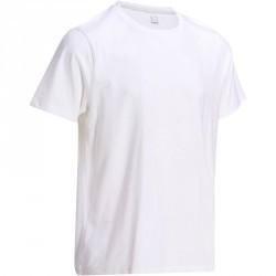 T-Shirt regular Gym & Pilates homme blanc