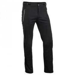 Pantalon ski de fond coupe vent homme noir