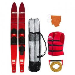 JOBE Pack Ski Allegre - 59- - Rouge