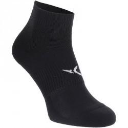 Chaussettes antidérapantes fitness noir