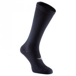 Chaussettes hautes fitness noir