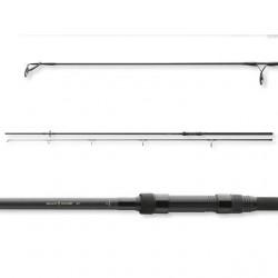 Canne à pêche à la carpe, DAIWA Black Widow Stalker Carp, 3m, 10ft, 2,00lbs, 2 pièces, 11579-300