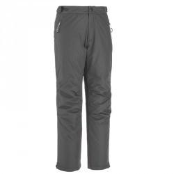 Pantalon ski de fond loisir chaud junior Nordic gris