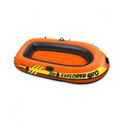 INTEX Bateau Explorer Pro 200 - 2 places - Orange - 58356NP