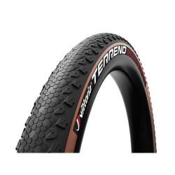 pneu Terreno XC Race 29 pouces (57-622) noir/brun