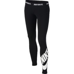 1095N-TEXT MS LEGGING / COLLTS FI  fille NIKE G NSW LEG A SEE LGGNG LOGO