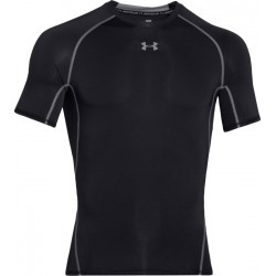 1006N-TEXT PERF TSHIRT MC COMPRES H  homme UNDER ARMOUR ARMOUR HG SS T