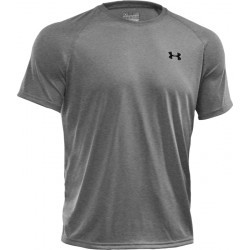 1001N-TEXT PERF TSHIRT MC H  homme UNDER ARMOUR UA TECH SS TEE