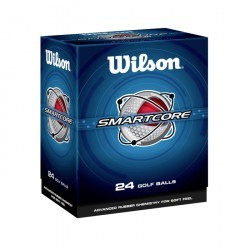balle de golf   WILSON BALLES x30 SMART CORE