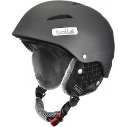 CASQUE   BOLLE B-STAR SOFT GREY DIAGONAL