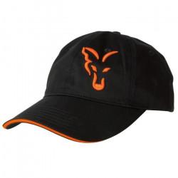 Casquette Fox Black/Orange - noir/orange - TU