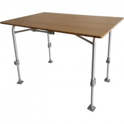 Table de camping - MIDLAND - Classic bamboo