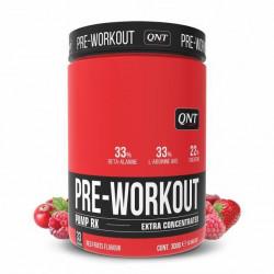 PRE-WORKOUT  sans caféine Extra Concentré Fruits rouges 300g