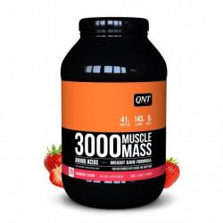 Muscle Mass 3000 Fraise 1,3 kg