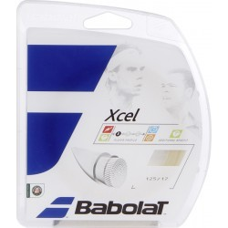 CORDAGE TENNIS   BABOLAT XCEL J 135 NATUREL