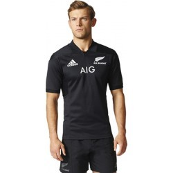 MAILLOT RUGBY   ADIDAS ALL BLACKS HOME 17